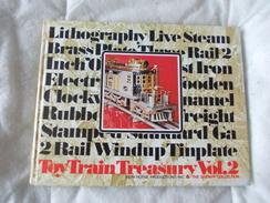 Toy Train Treasury Vol. 2 The Shempp Collection - Books, Magazines, Comics