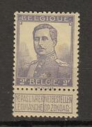 Belgie - Belgique Ocb Nr :  117  ** MNH  (zie  Scan) Pellens