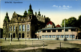 GERMANY - KOLN - OPERNHAUS - Koeln