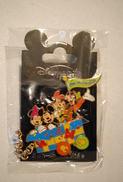 DLRP - Train Series (Mickey & Friends)   Limited Edition 1200 Ex. - Disney