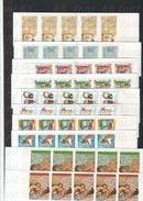 Lot 1996,1997,1998,1999, 2000 Europa - Cept  10  Booklets – MNH (carnet)  Bulgaria / Bulgarie