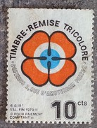 Vignette - Timbre Remise Tricolore / Cofindis - 1979 - Autres