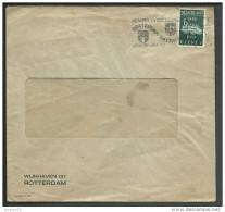 Nederland Envelop Tentoonstelling Rotterdam-Batavia 1939-1940