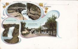Canada Montmorency Falls Hotel and Bridge