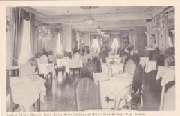 Canada Trois-Rivieres Main Dining Room Chateau Du Blois - Trois-Rivières
