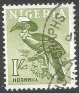 Nigeria. 1961 Definitives. 1/- Used. SG 96 - Nigeria (1961-...)