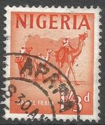 Nigeria. 1961 Definitives. 1/3 Used. SG 97 - Nigeria (1961-...)
