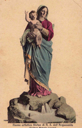 Nuova Artistica Statua Di N, S, Dell'Acquasanta - Solenni Feste Del Luglio 1911 - Genova (Genoa)