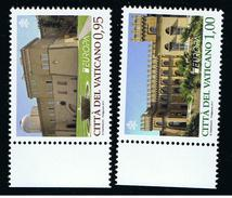 2017 - VATICAN - VATICANO - VATIKAN - S16E2 - MNH SET OF 2 STAMPS ** - Vaticano