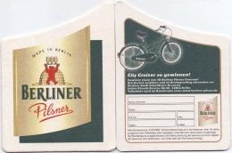 #D142-257 Viltje Berliner Pilsner - Beer Mats