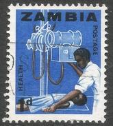 Zambia. 1964 Definitives. 1d Used. SG 95 - Zambia (1965-...)