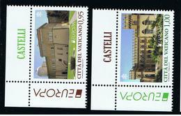 2017 - VATICAN - VATICANO - VATIKAN - S16F - MNH SET OF 2 STAMPS ** - Vaticano