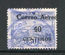 COSTA RICA- P.A Y&T N°8- Oblitéré - Costa Rica