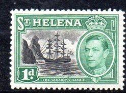 XP1939 - ST. HELENA , Gibbons N. 132  ***  MNH - Isola Di Sant'Elena