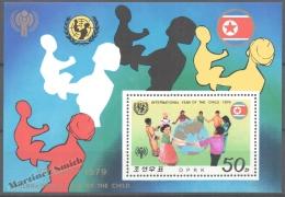 North Korea 1979 Yvert BF 26, International Year Of The Child - MNH - Korea, North