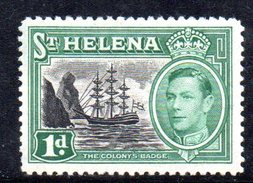 XP2043 - ST. HELENA , Gibbons N. 132  * - Isola Di Sant'Elena