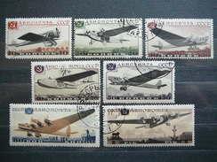 Planes Russia Soviet Union USSR 1937 Used # Mi. 571/1 Planes