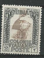 ITALIE -  LIBYE  - Yvert N°  23 (*)   -  Bce4804 - Libië