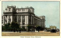 AUSTRALIA - VICTORIA - MELBOURNE - FEDERAL PARLIAMENT HOUSE - Melbourne