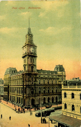 AUSTRALIA - VICTORIA - MELBOURNE - POST OFFICE - Melbourne
