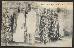 Chef Angoni Mission Du Shiré (Afrique) Des Pères Montfortains (Tainon) - Misiones
