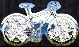 2.3.2017; 200e Anniversaire Invention De La Bicyclette, Rare Bloc épuisé Sur La Poste, Lot 48100