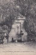 Carte 1915 AULNAY PAR CHATENAY / VILLA JULES BARBIER - Aulnay Sous Bois