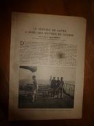 """1917 LSELV :Service-santé Sur Navires De Guerre (par Dr Laurent Moreau Médecin De La Marine ,ex-médecin Du  """"GAULOIS"""" - Boats"""