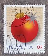 SUISSE - YT N°2005 - Noël - 2008 - Oblitéré