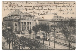 Germany WWI FELDPOST Card Sent From Strassburg On January4,1915