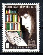 HONGRIE. N°2232 Oblitéré De 1972. UNESCO. Année Du Livre.