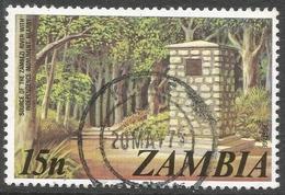 Zambia. 1975 Definitives. 15n Used. SG 234 - Zambia (1965-...)