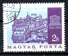 HONGRIE. N°1828 Oblitéré De 1966. UNESCO.