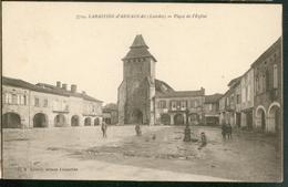 LABASTIDE-d'ARMAGNAC - Place De L'Eglise - France