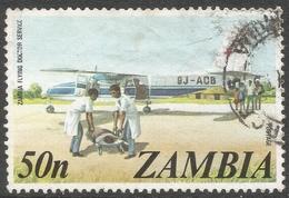 Zambia. 1975 Definitives. 50n Used. SG 237 - Zambia (1965-...)
