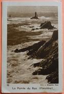 IMAGE JOUVENCE DE L' ABBE SOURY - N° 52 - LA POINTE DU RAZ - SCAN RECTO/VERSO - Chromos