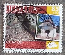 SUISSE - YT N°1933 - Pro Patria / Via Jacobi - 2007 - Oblitéré