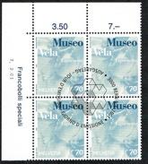 BLOC DE 4 TIMBRES OBLITERES 1er/J Le 9.5.2001 C/DES TIMBRES SUISSES Nr:1023. Y&TELLIER Nr:1683. MICHEL Nr:1758.