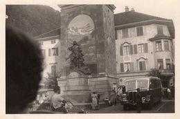 Flüelen Tells Denkmal Reisefoto 1954 - Places