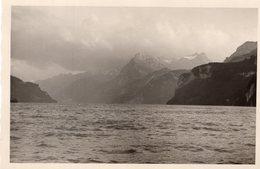 Brunnen Vierwaldstättersee Reisefoto 1954 - Places