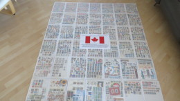AMAZING CANADA COLLECTION: 0VER 2000 DIFFERENT - Canada
