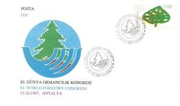 Turkey; FDC 1997 11th World Forestry Congress
