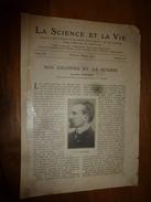 1917 LSELV :Nos Colonies Et La Guerre (par Jean Dybowski Inspecteur Général De L'agriculture Aux Colonies) - Autres Collections