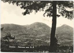 Y3052 Camerino (Macerata) - Panorama Verso Nord Ovest / Viaggiata - Italia