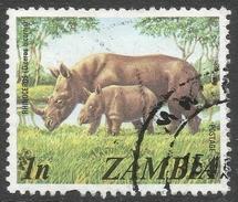 Zambia. 1975 Definitives. 1n Used. SG 226 - Zambia (1965-...)