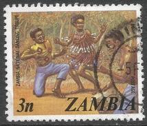 Zambia. 1975 Definitives. 3n Used. SG 228 - Zambia (1965-...)
