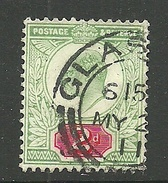 Great Britain 1902 Michel 106 O
