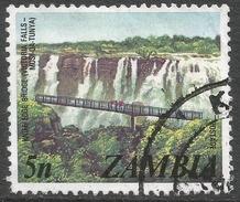 Zambia. 1975 Definitives. 5n Used. SG 230 - Zambia (1965-...)