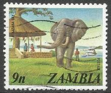 Zambia. 1975 Definitives. 9n Used. SG 232 - Zambia (1965-...)