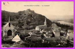 CHATEAUNEUF-d'ISERE (26) - Le Chatelard - Sonstige Gemeinden